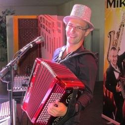 Mikael Blanchard aux Arcades de Barjavelles