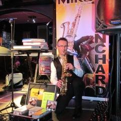 Mikael Blanchard au dancing Dubien